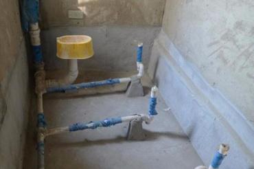装修防水一定要注意这几项!