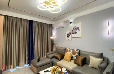85平米-地中海-二居室