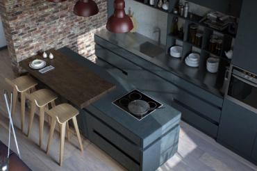 厨房装修设计:厨房装修选材攻略!