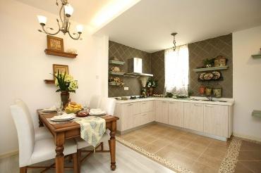 廚房搭配技巧,如何兼顧顏值和功能?