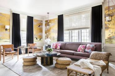 新客厅设计,个性时代的装饰理念(一)