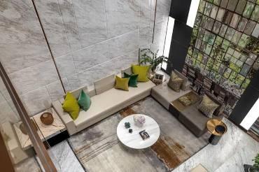 让人惊艳的一份格调十足的别墅样板间设计方案