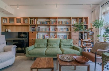 广州骏景花园-新中式-163㎡四居室