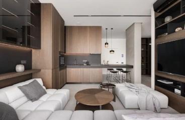 190平米-美式-四居室