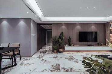 现代风格四室如何设计
