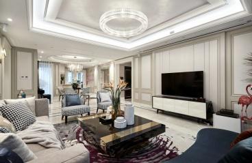 美式轻奢大宅设计