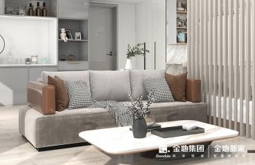 上海榛果国际—现代—52㎡一居室