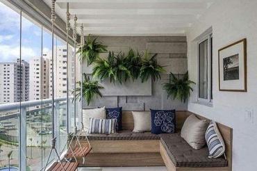 合理装修规划,如何巧妙利用阳台空间