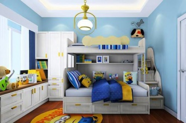 不同年龄段儿童空间应该怎样规划设计