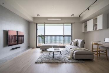 极简住宅设计,自然谱写惬意日常。