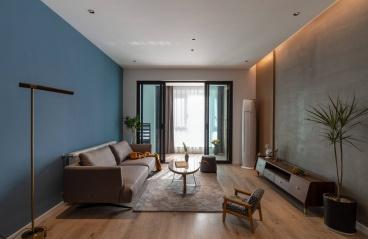 广州恒宝华庭-中式装修风格-142㎡四居室